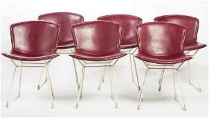 Harry Bertoia 'Knoll Side Chairs'