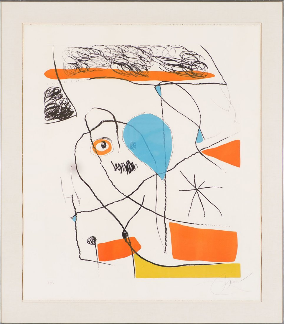 Joan Miró  'El Pi de Formentor (a)' - 2