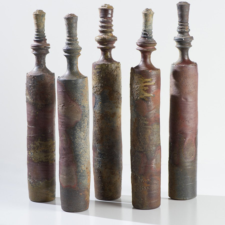 Jason Hess  'Untitled (set of bottles)'
