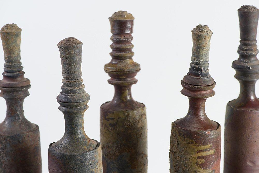 Jason Hess  'Untitled (set of bottles)' - 2
