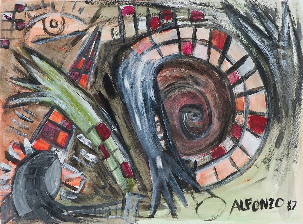 Carlos José Alfonzo  'Untitled'
