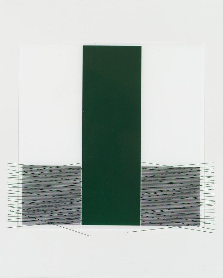 Jesús Rafael Soto   'Screen Print B'