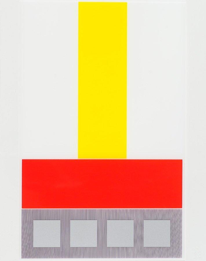 Jesús Rafael Soto   'Screen Print C'