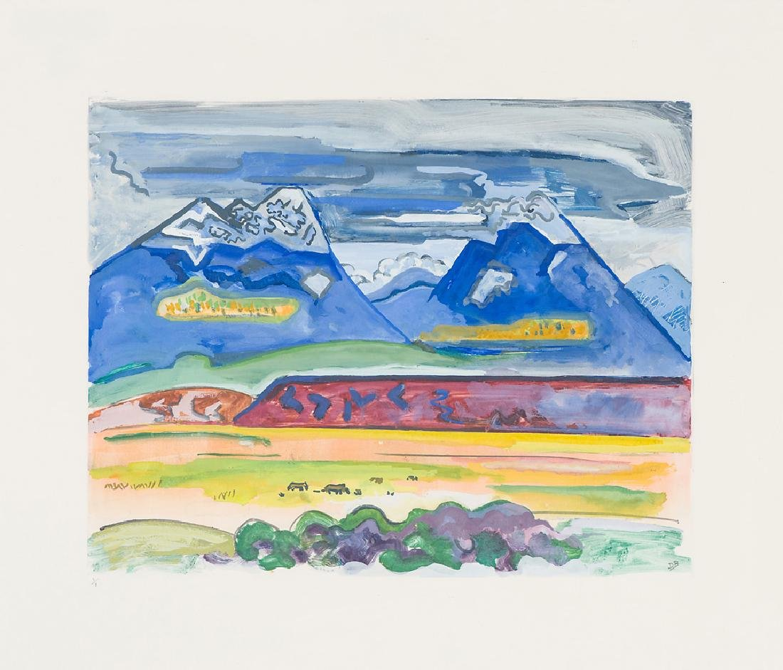 David Barbero  'San Francisco Peaks'