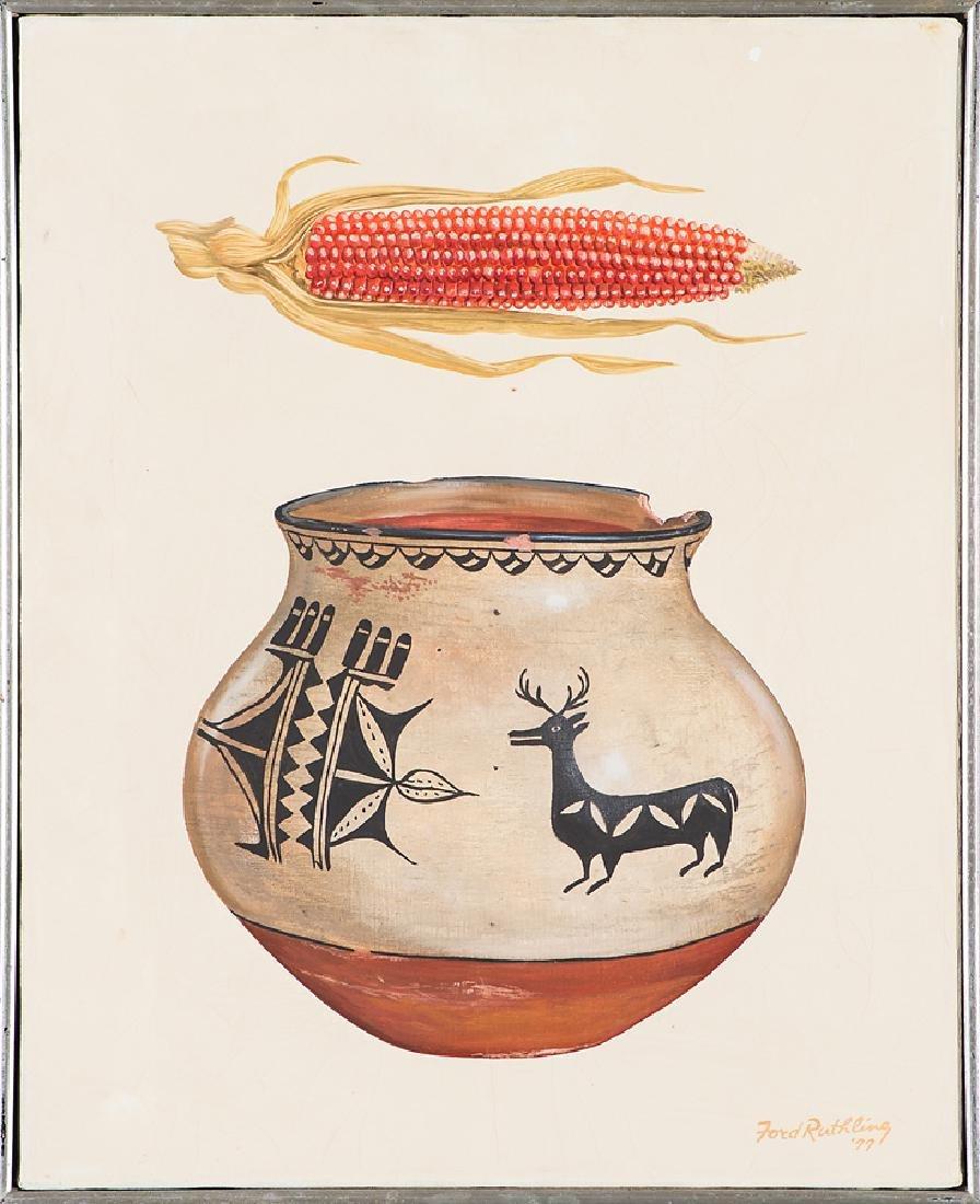 Ford Ruthling 'Linda's Cochiti Pot' - 2
