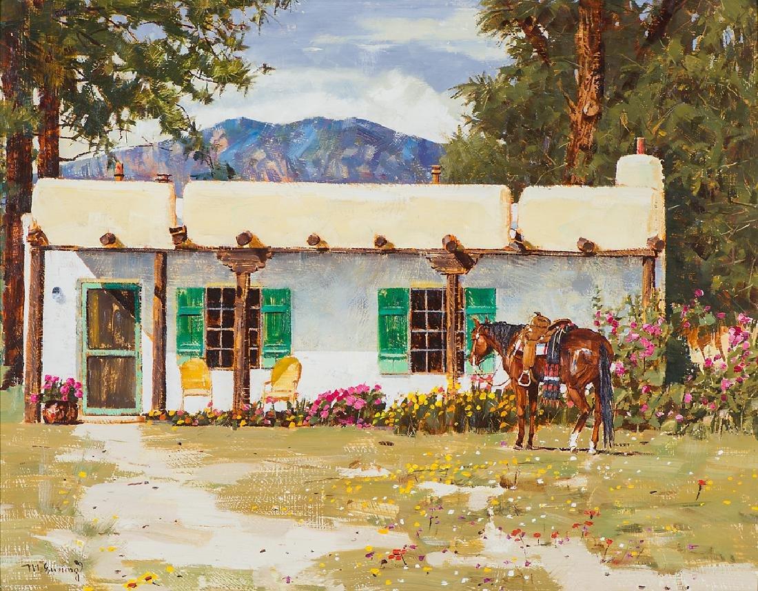 Michael Ewing 'Visiting at the House'
