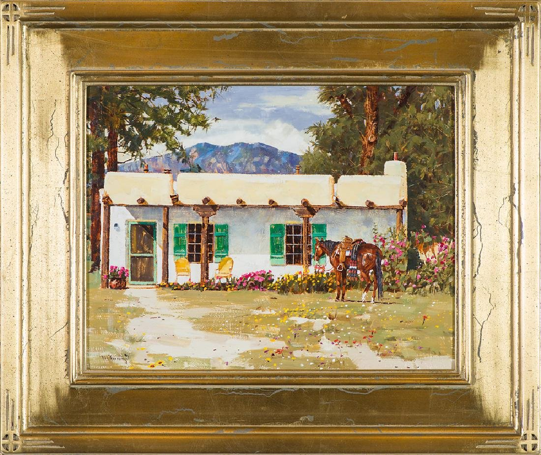 Michael Ewing 'Visiting at the House' - 2