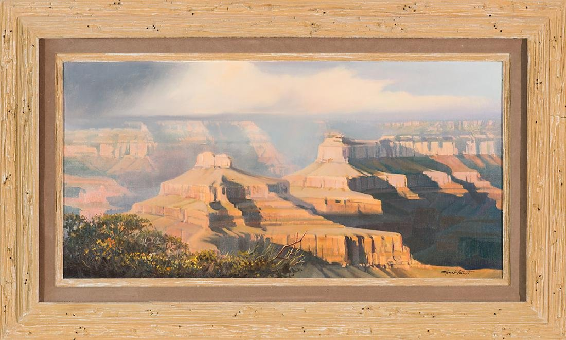 Charles Pabst 'Canyon Storm' - 2