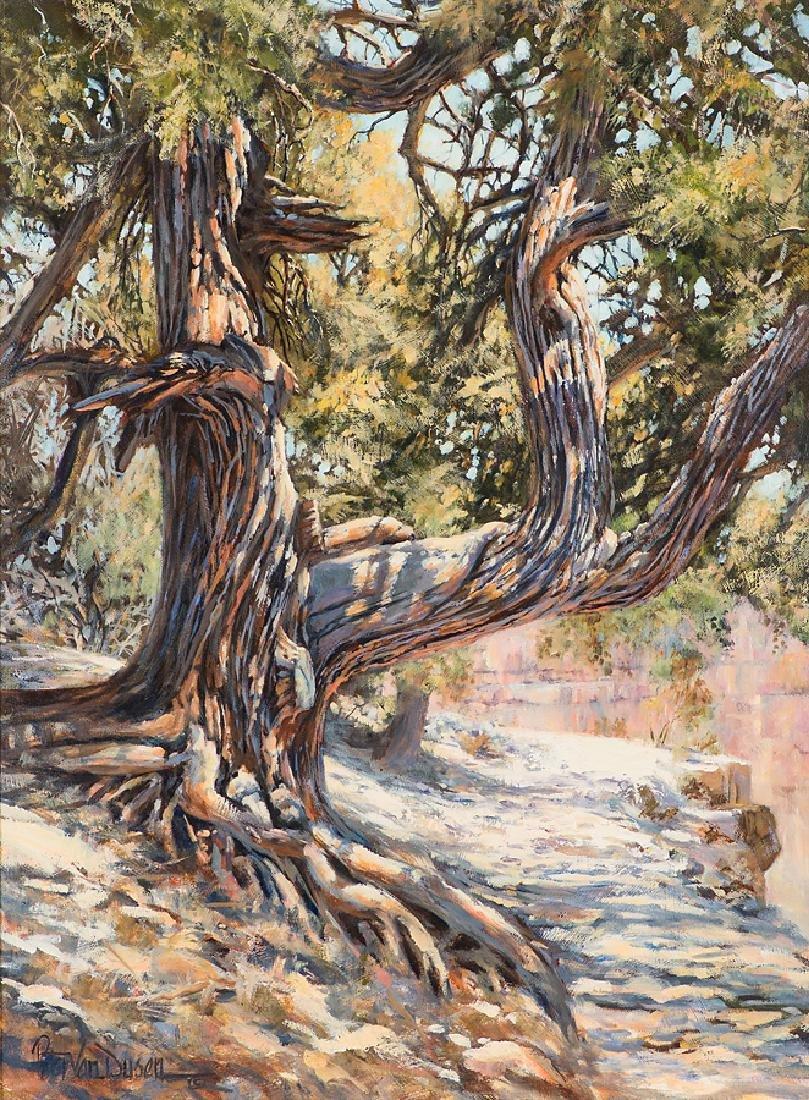 Peter Van Dusen 'Canyon Monarch'