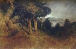 William Keith (1838 - 1911 Scottish, American) Untitled