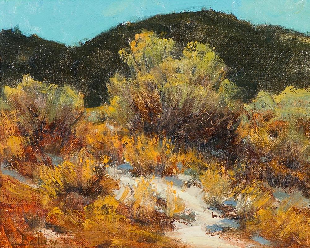 David Ballew March Hillside Santa Fe