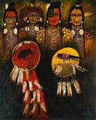 Kevin Red Star Warriors of the Large Beaked Bird