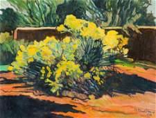 Robert Daughters Garden Color