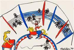 Alexander Calder Chapitieu