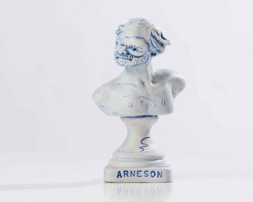 Robert Arneson Self Portrait Trophy Buse