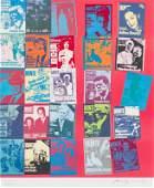 Andy Warhol Magazine and History (Bunte) (F&S II.304A)