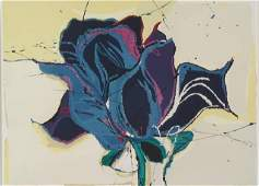 Sally Anderson Blue Rose