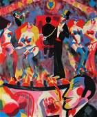 Earl Linderman Hot Jazz