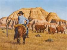 Robert Duncan Cowboy