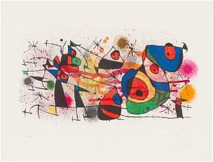 Joan Miró Céramiques, from Céramiques de Miró et...