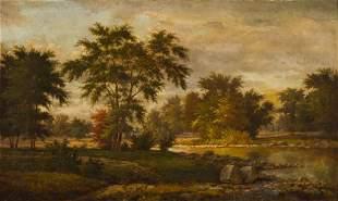 Henry Chapman Ford  Untitled Landscape, 1872