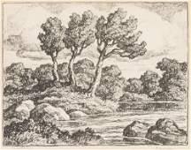 Birger Sandzén Smoky Hill River, 1938