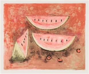 Rufino Tamayo  Naturaleza Muerta (P. 36), 1950