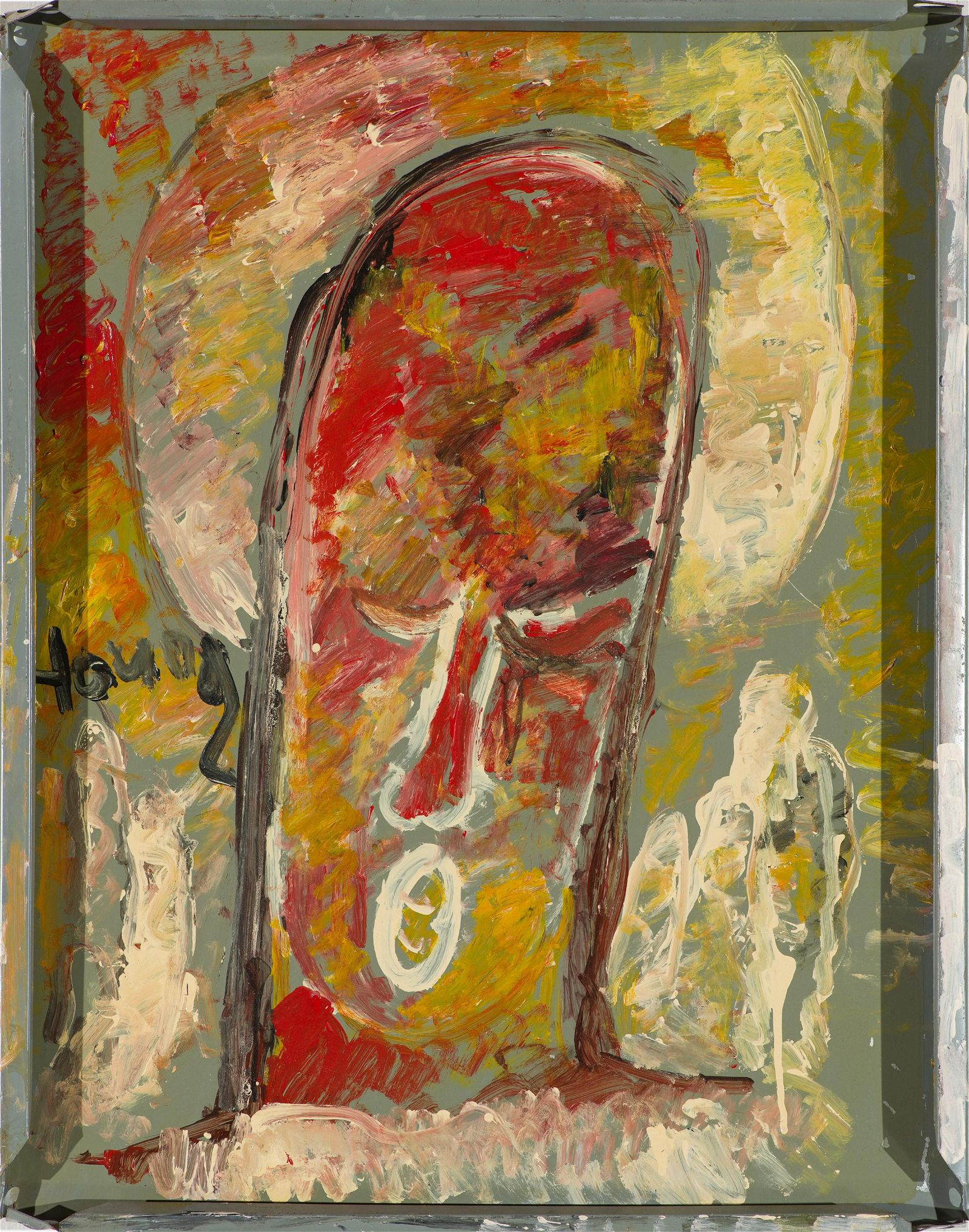 Purvis Young Our Father, 1994