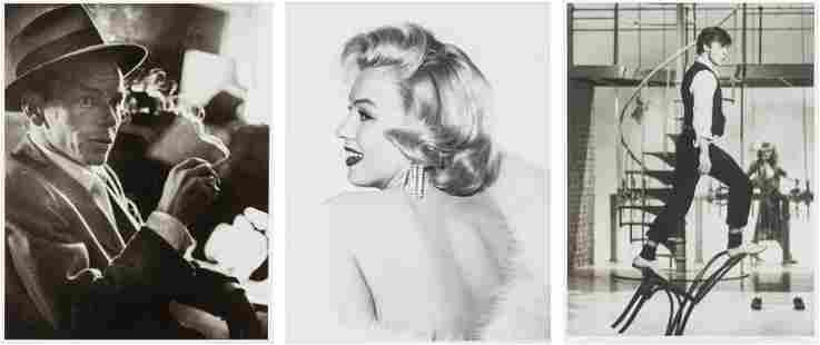 Gene Trindl (3) Photographs, 1955, 1957 & n.d.