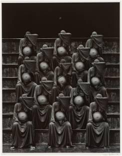 Misha Gordin Crowd #19, 1989