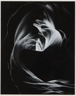 Bruce Barnbaum Circular Chimney, Antelope Canyon, 1980