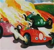Earl Linderman  Grand Prix 1939