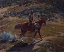 Rygh Westby  Cowboy