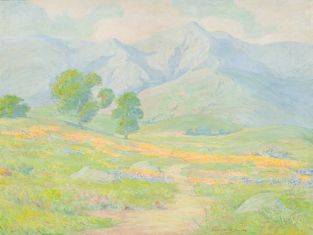 Edwin Dawes (American, 1872-1945) 'Untitled'