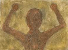 Rufino Tamayo Mexican 18991991 Hombre Con Los