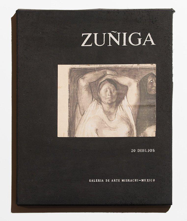 Francisco Zúñiga (Mexican, 1912-1998) 'ZUNIGA 20