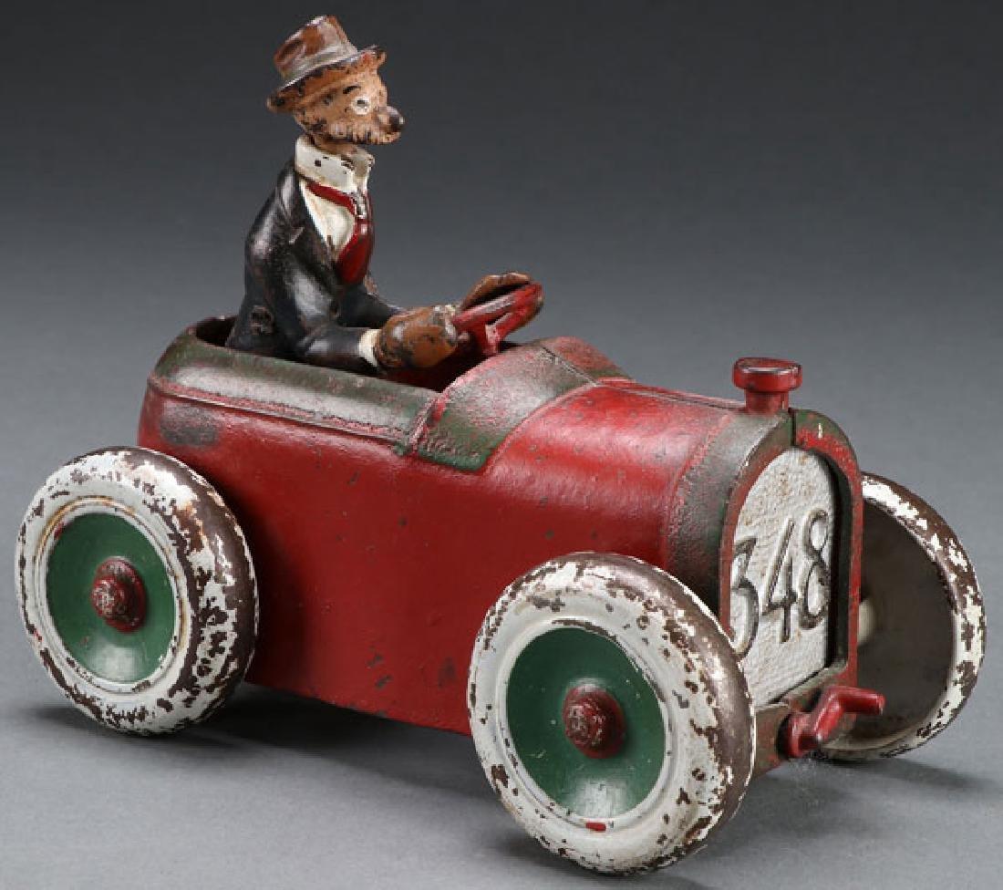 """AN ARCADE """"ANDY GUMP"""" 348 CAR, CIRCA 1920"""