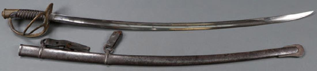 "CIVIL WAR M1840 SABER ""WRIST BREAKER"""
