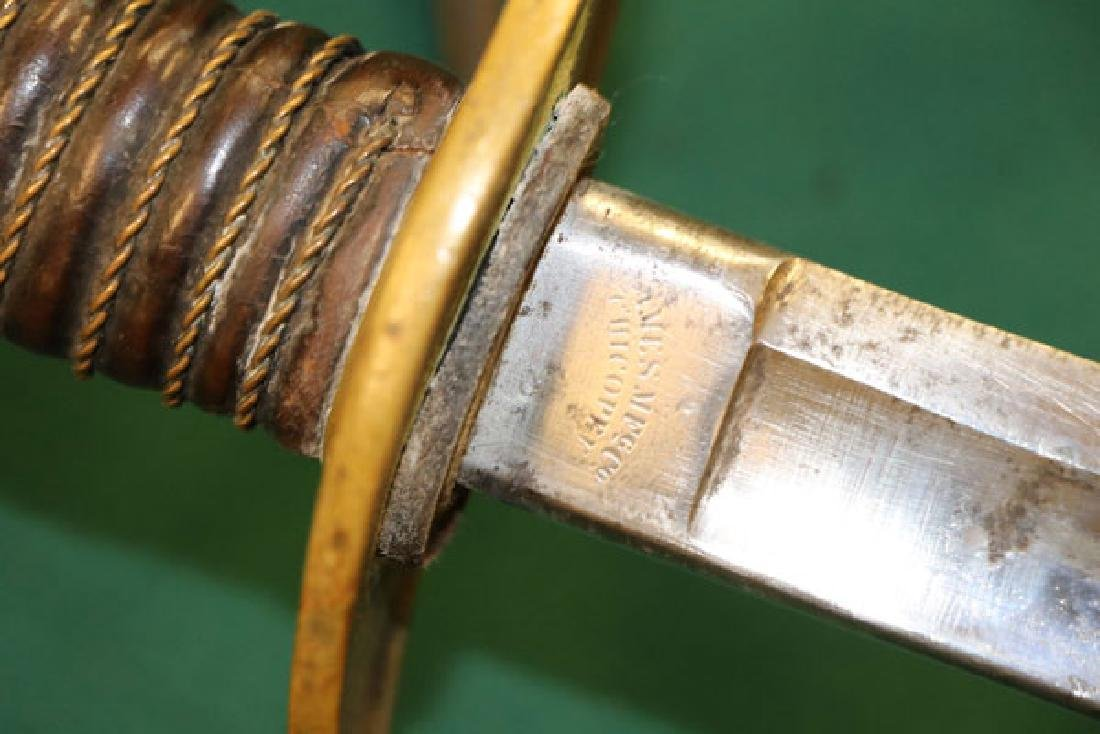 "CIVIL WAR M1840 SABER ""WRIST BREAKER"" - 5"