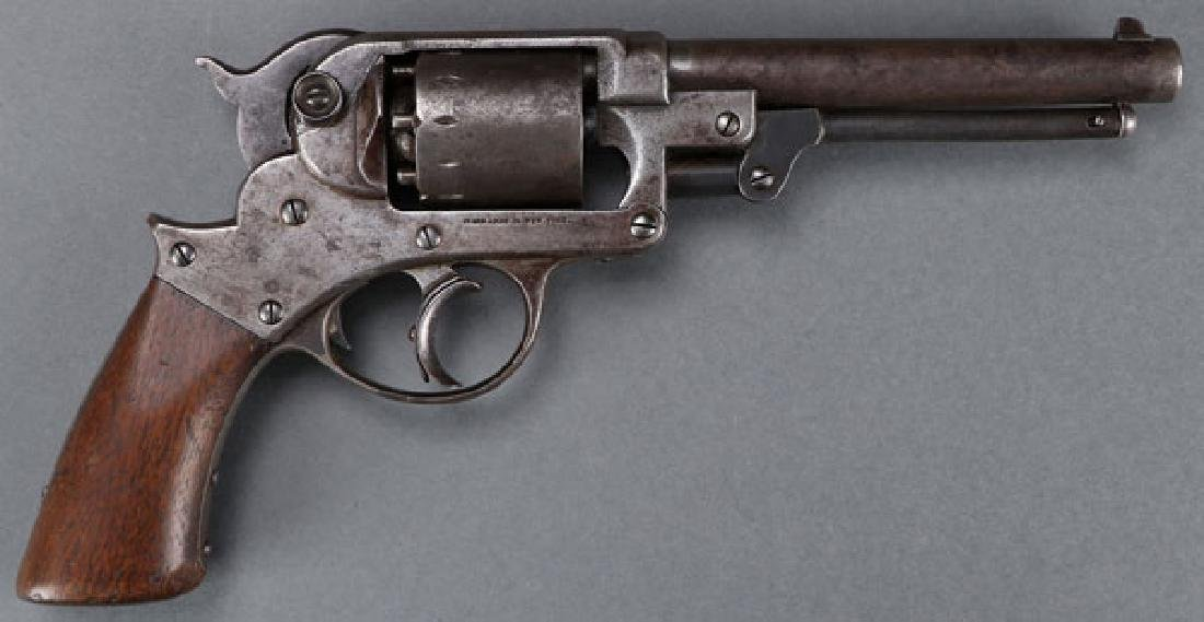 CIVIL WAR STARR MODEL 1858 ARMY DOUBLE ACTION
