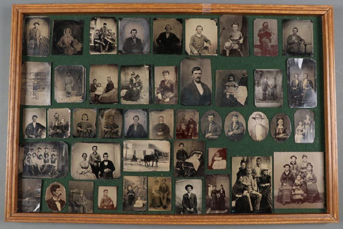 A GROUP OF 100+ VINTAGE PHOTOGRAPHS