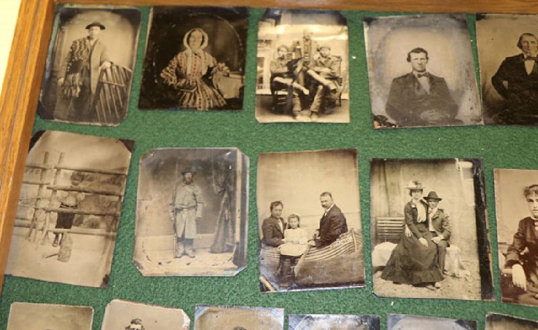A GROUP OF 100+ VINTAGE PHOTOGRAPHS - 3