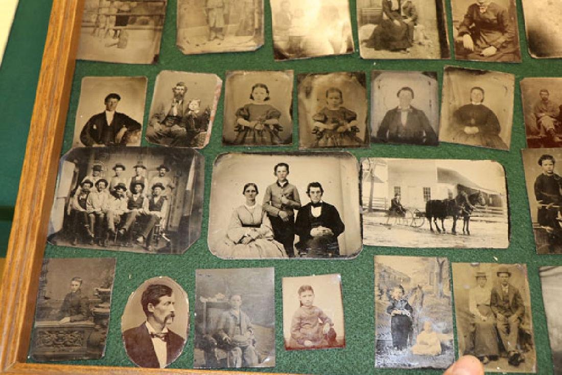 A GROUP OF 100+ VINTAGE PHOTOGRAPHS - 4