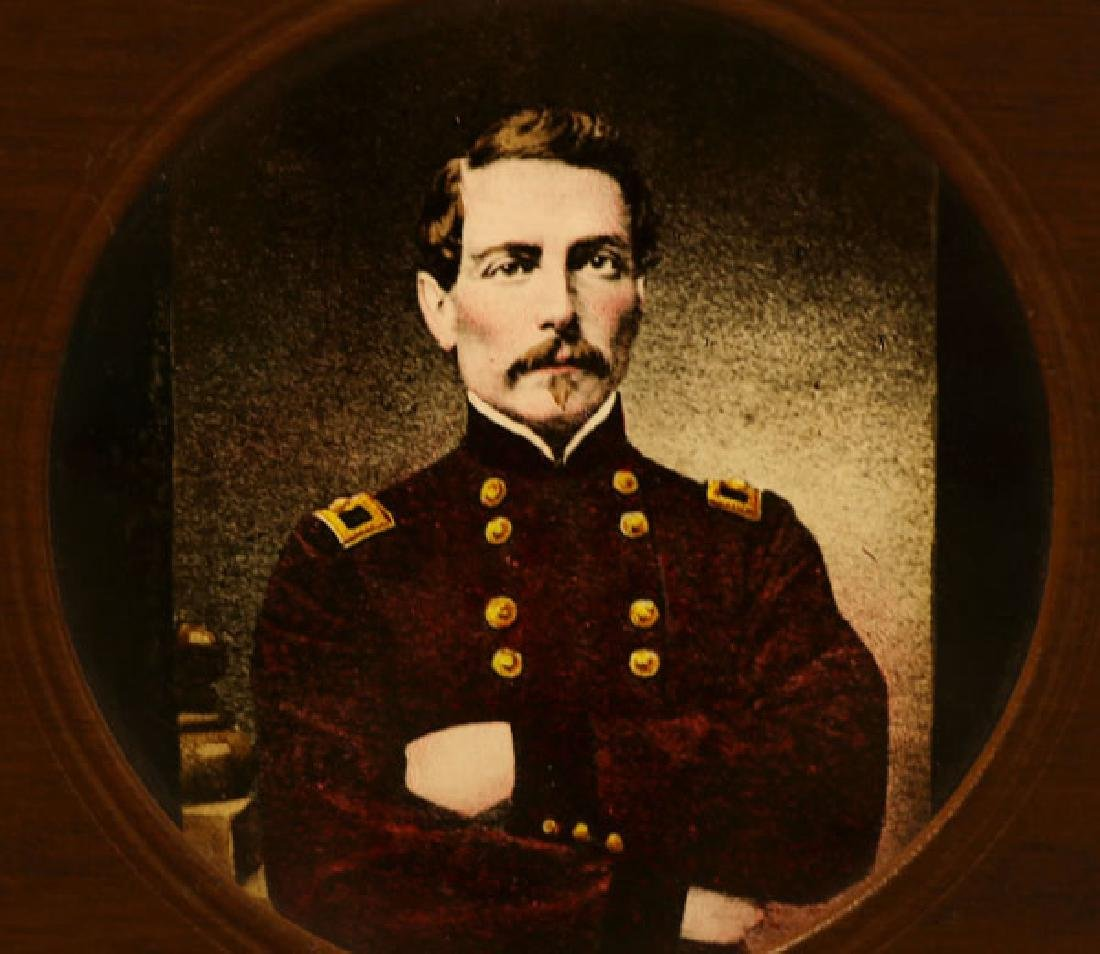 THREE CIVIL WAR RELATED MILITARY PORTRAITS - 5