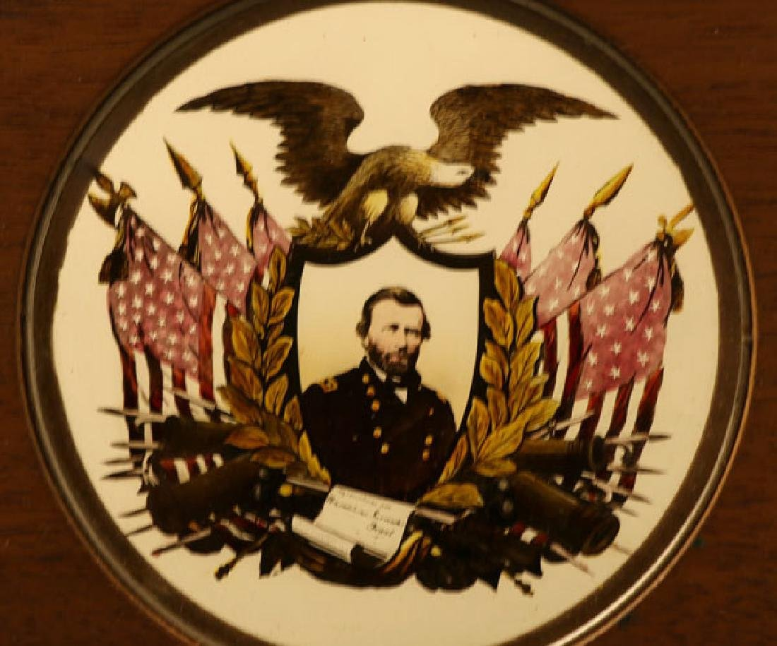 THREE CIVIL WAR RELATED MILITARY PORTRAITS - 6