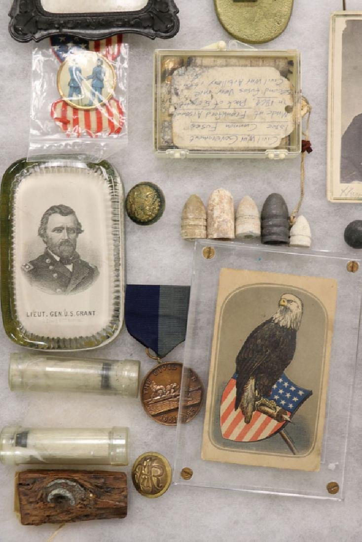 A GROUP OF 30 CIVIL WAR RELATED MATERIAL - 4