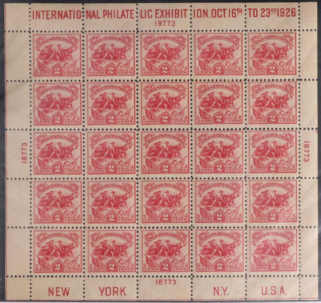 A GOOD COLLECTION OF EARLY US POSTAGE STAMPS - 9
