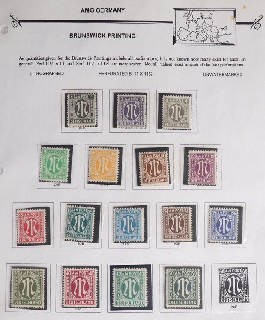 A LARGE HOARD OF FOREIGN STAMPS - 2