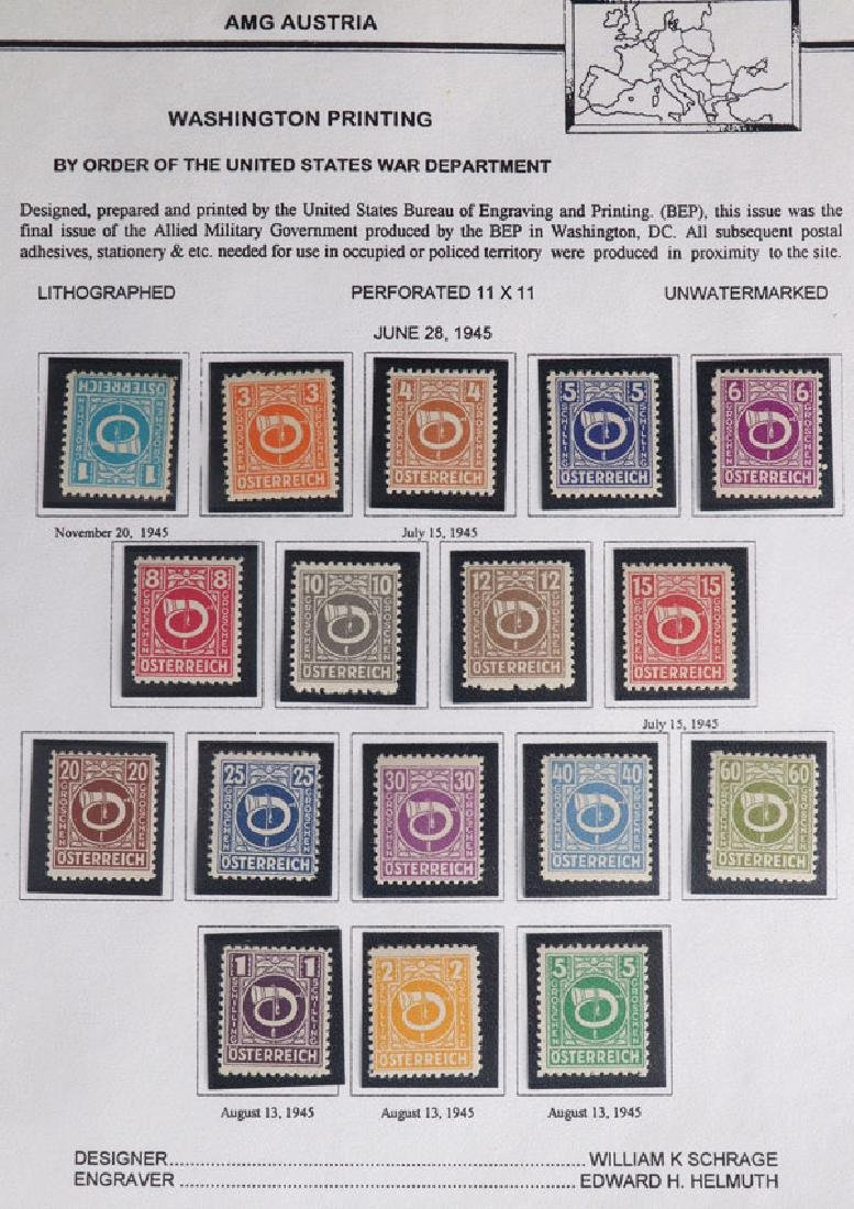 A LARGE HOARD OF FOREIGN STAMPS - 3