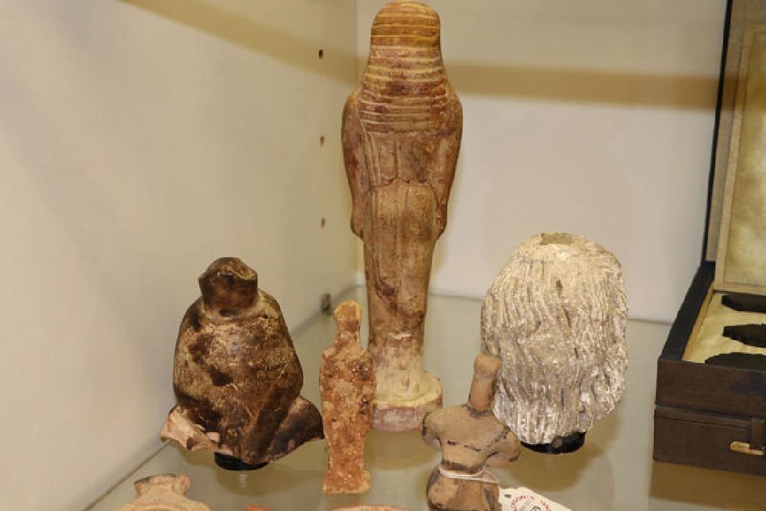 ANCIENT & ANCIENT STYLE TERRA COTTA FIGURES - 2